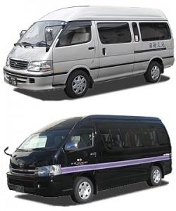 福岡の観光タクシーとジャンボタクシーとプレミアムタクシー
