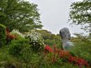 日輪寺おびんずる像