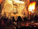 臼杵石仏火祭り